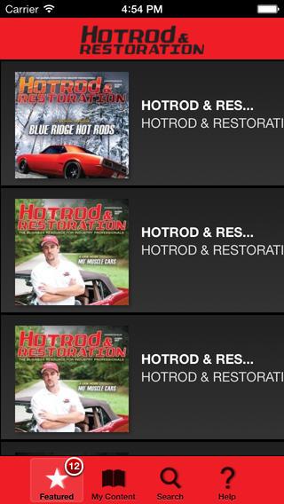 Hotrod & Restoration Magazine