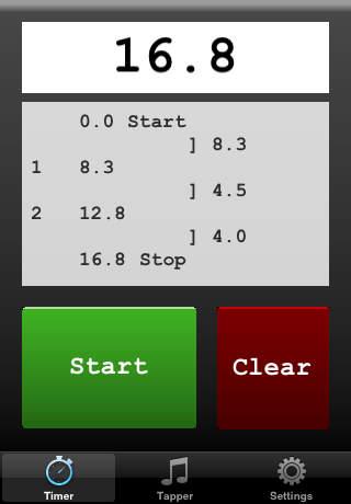 Step Timer