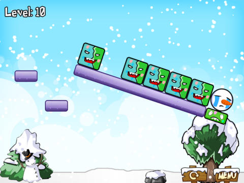 Call of Snowman HD screenshot 2
