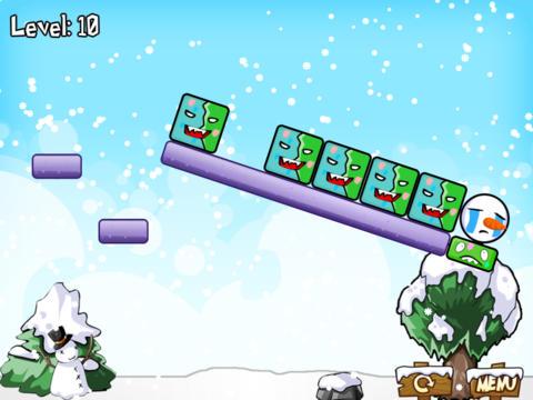 Call of Snowman HD screenshot 2