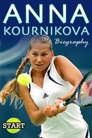 Anna Kournikova screenshot 1
