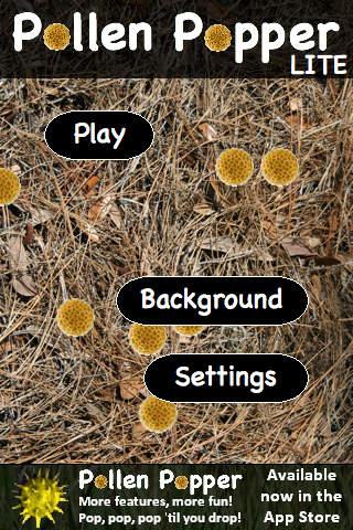 玩免費遊戲APP|下載Pollen Popper Lite app不用錢|硬是要APP