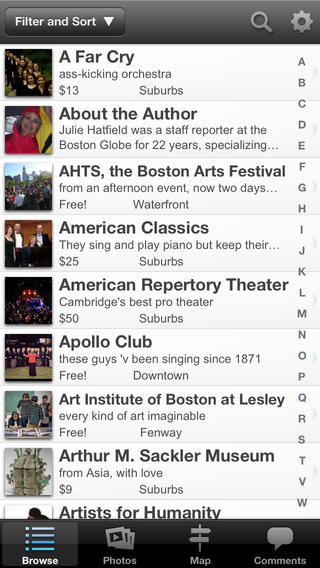 Boston Arts Culture