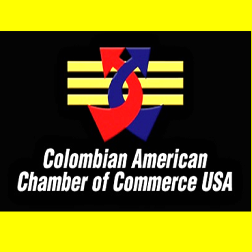 Colombian american chamber of commerce usa on the app for American chambre
