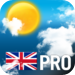 UK Weather forecast Pro