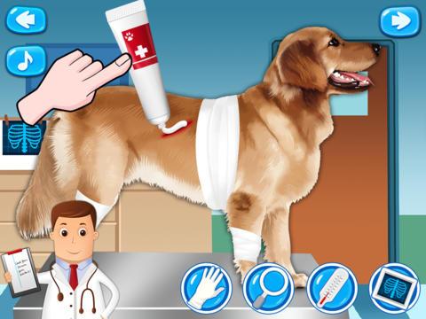 玩免費遊戲APP|下載医生学校! - 小狗狗和小猫咪的世界 app不用錢|硬是要APP