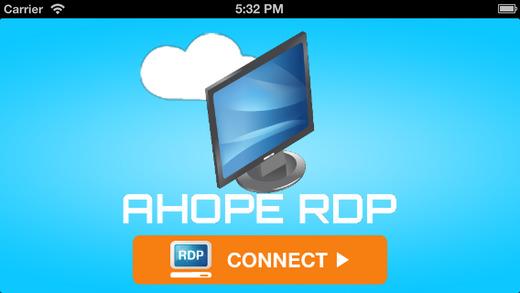 Ahope RDP