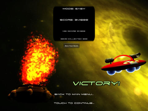 Ace of Space HD free iPad Screenshot 5