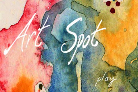Art Spot the Game