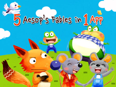 Aesop Fables HD