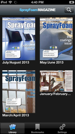 SprayFoamMag