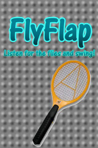 Electric Fly Flap
