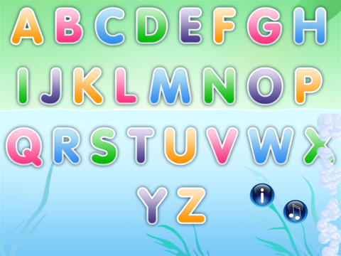 Aquatic Alphabet HD