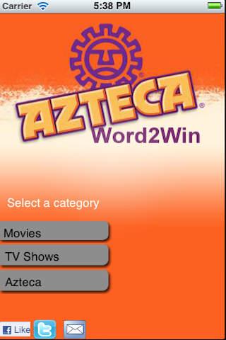 Azteca Word2Win