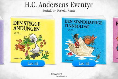 H.C. Andersens Eventyr (Norsk)