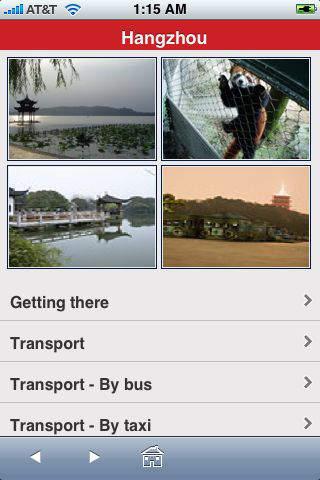 Hangzhou travel guides