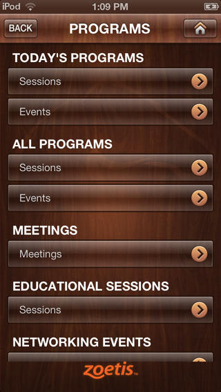 AAEP Convention App