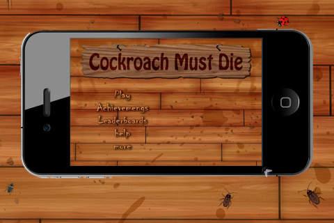 Cockroaches Must Die lite