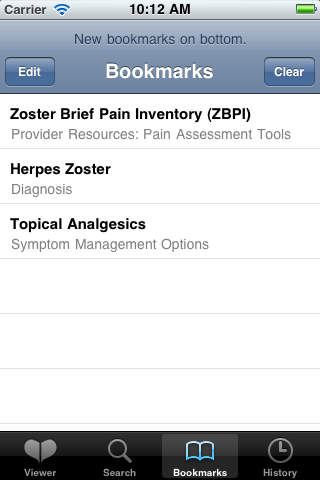 OAPN Postherpetic Neuralgia - iPhone Mobile Analytics and App Store Data