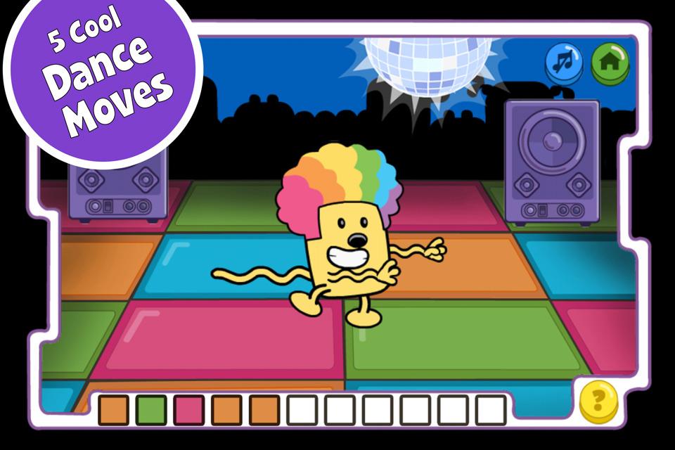 App Shopper Wubbzy S Disco Dancin Games