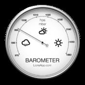 Barometer - Atmospheric pressure for Mac icon