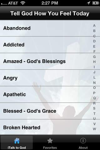 iTalk to God NIV