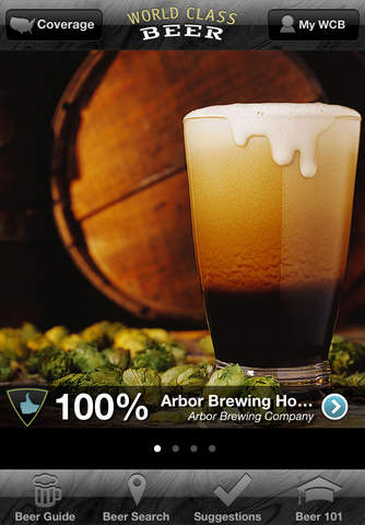 Craft Beer Locator by World Class Beer
