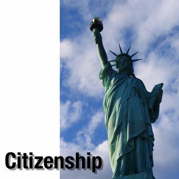 Citizenship Test LOGO-APP點子