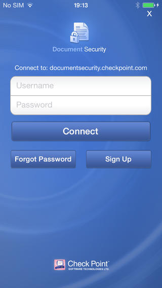 Check Point Document Security
