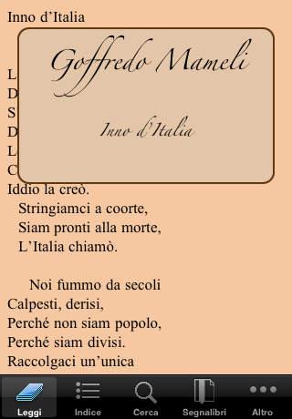 Risorgimento: Inni e poesie