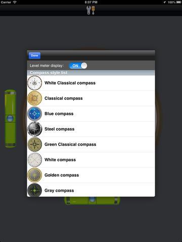 【免費旅遊App】Compass level Pro HD-APP點子