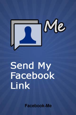 Facebook. Me URL Link Sender Free