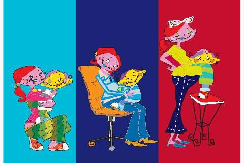 iStoryTime Kids Book - We're Having a Baby screenshot 3