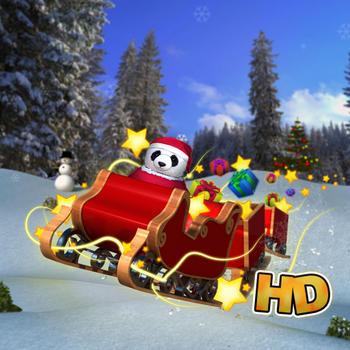 Santa Panda HD 遊戲 LOGO-玩APPs