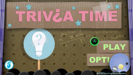 It's Trivia Time Goji Play