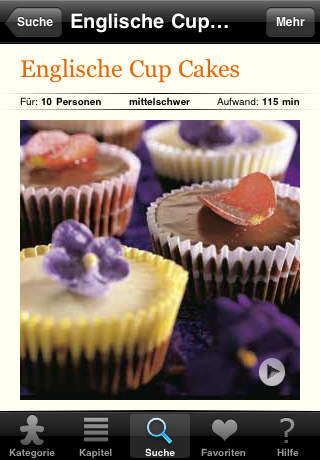 Baking - Your digital baking recipe book