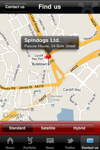 Spindogs iPhone Screenshot 4