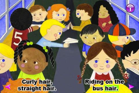 Curly Hair, Straight Hair