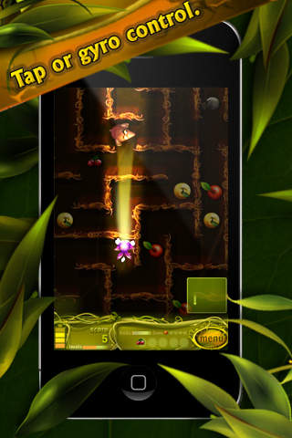 Lant & Fruit Dungeons free iPhone Screenshot 3