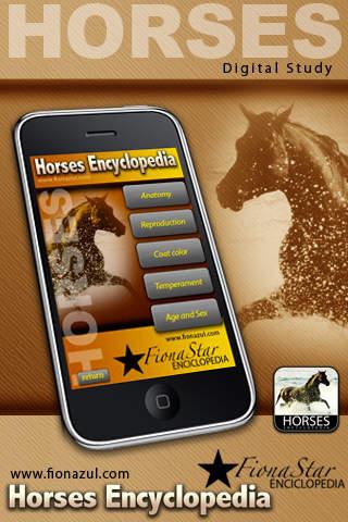 Encyclopedia of Horses