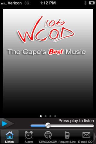 106 WCOD The Cape's Best Music