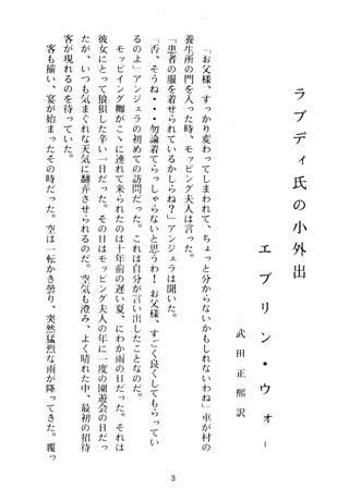 英米の小説-2