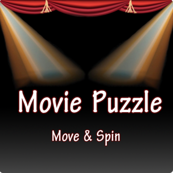 Movie Puzzle - Move & Spin 遊戲 App LOGO-APP試玩