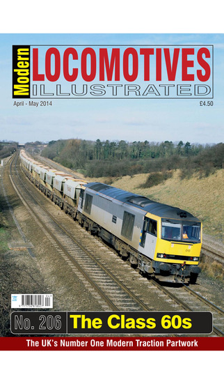 Modern Locomotives Illustrated – Rail traction magazine about diesel and electric trains used on Bri