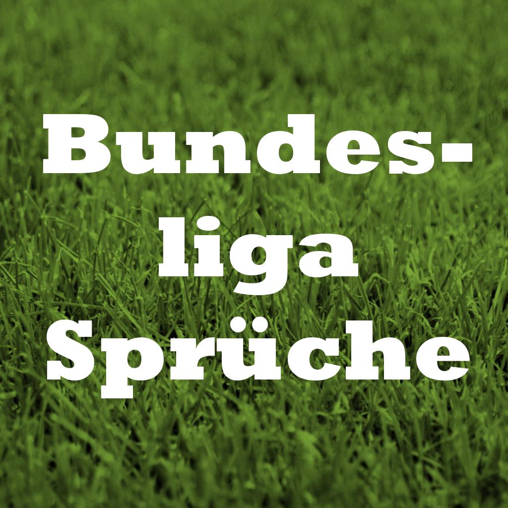 Bundesliga Sprüche