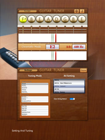 Guitar Tuner* HD Lite
