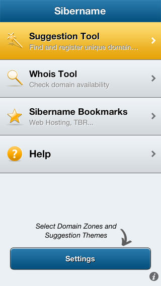 Sibername App