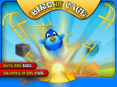 Bird In Cage HD
