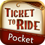 Ticket to Ride Pocket Review icon