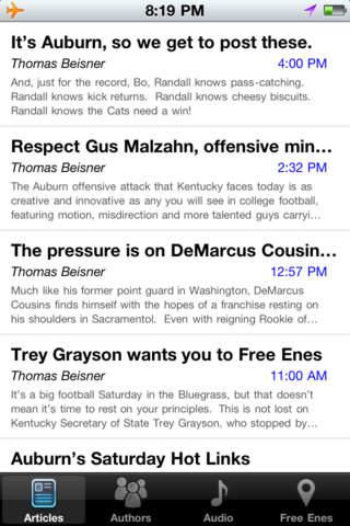 Kentucky Sports App